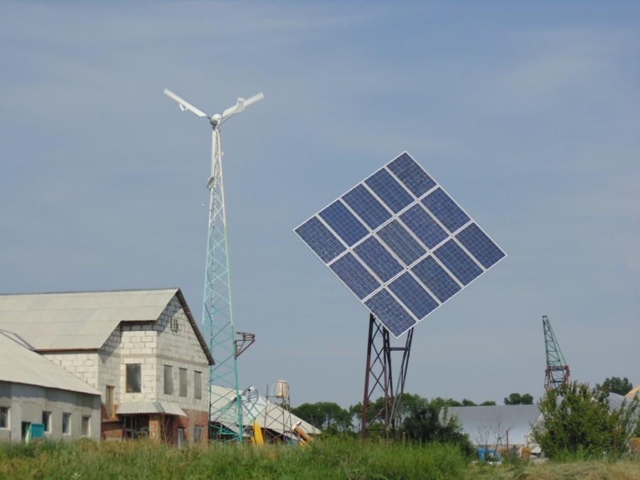 Варианты электроснабжения в сельской местности